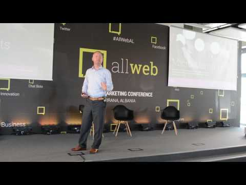 Erik Meijer on Digital Transformation - AllWeb Albania 2016