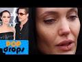 Angelina Jolie fala sobre a separação de Brad Pitt  PopDrops  PopZoneTV