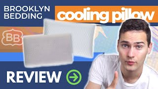 Brooklyn Bedding Cooling Pillow Review for 2019 - How cool is cool?