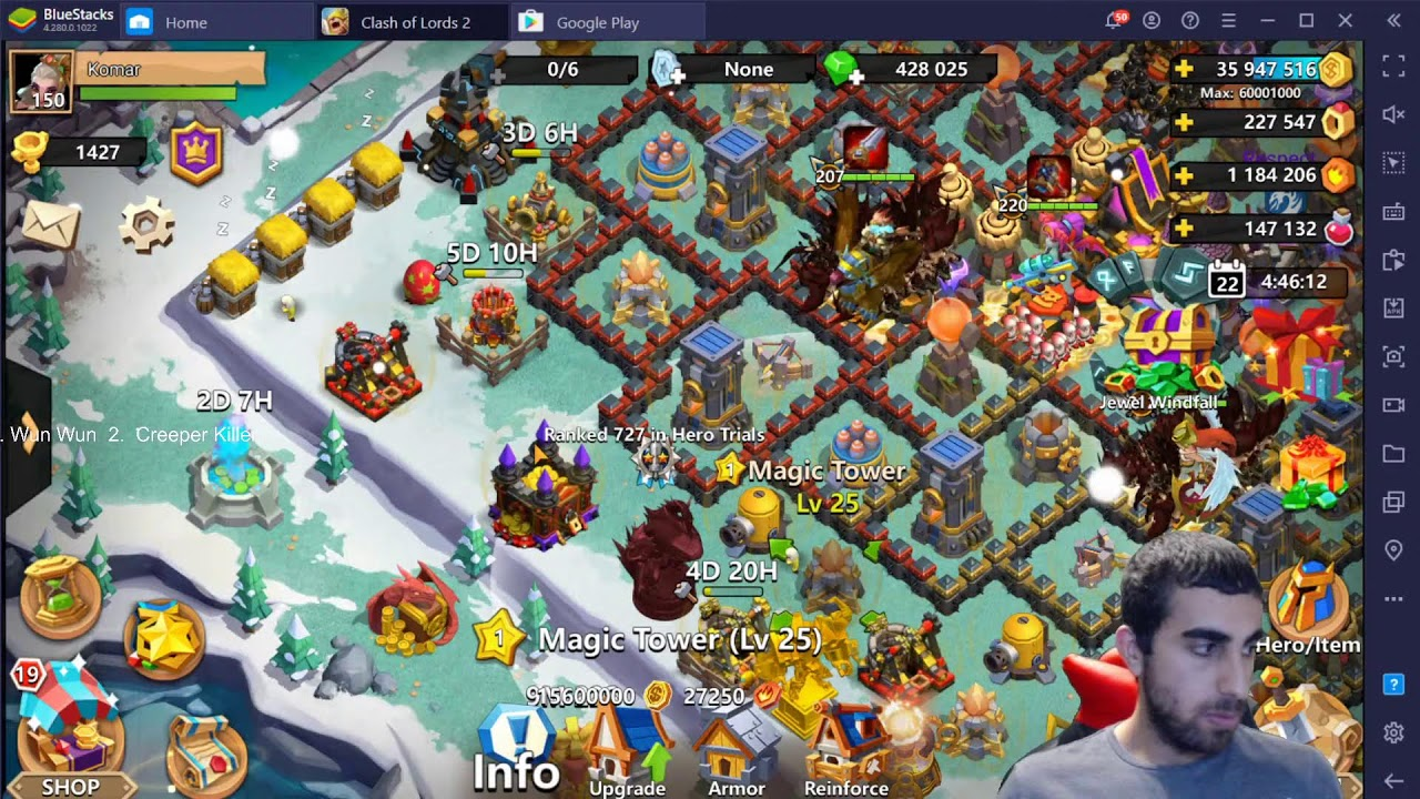 Download clash of lords 2