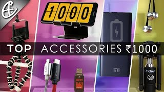 Top MUST HAVE Phone Accessories Under 1000 Rupees!