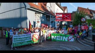 52 Wald Michelbach Donnerstag Demo