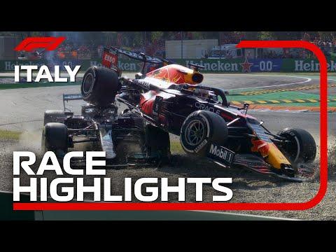 Race Highlights | 2021 Italian Grand Prix