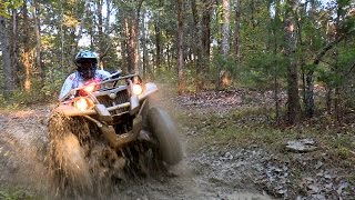 Fisher's ATV World - On the Trail with Brian & Craig Campbell (FULL)