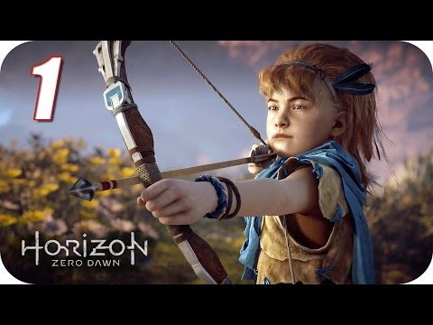 Horizon: Zero Dawn [PS4] Gameplay Español - Capitulo 1 - Un Regalo del Pasado