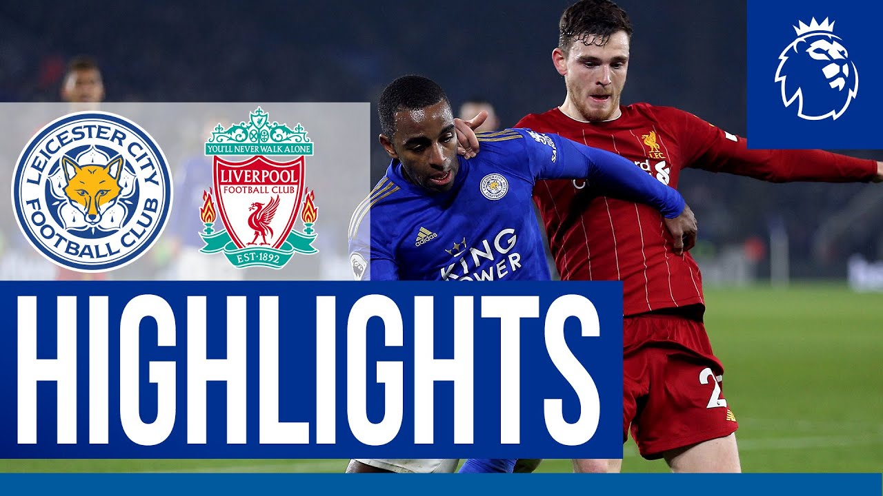 Foxes Lose First Home Game Of 2019 20 Leicester City 0 Liverpool 4 Youtube