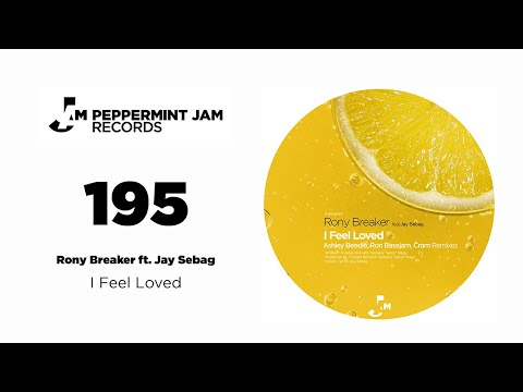 Rony Breaker feat.  Jay Sebag -   I Feel Loved [Ron Basejam I Feel Dubbed]