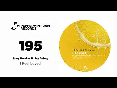 Rony Breaker feat. Jay Sebag - I Feel Loved [Ron Basejam I Feel Dubbed]