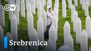 25. Jahrestag des Massakers von Srebrenica