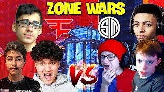 TSM VS FaZe Zone Wars! ( Insane Build Battle ) | Fortnite Montage
