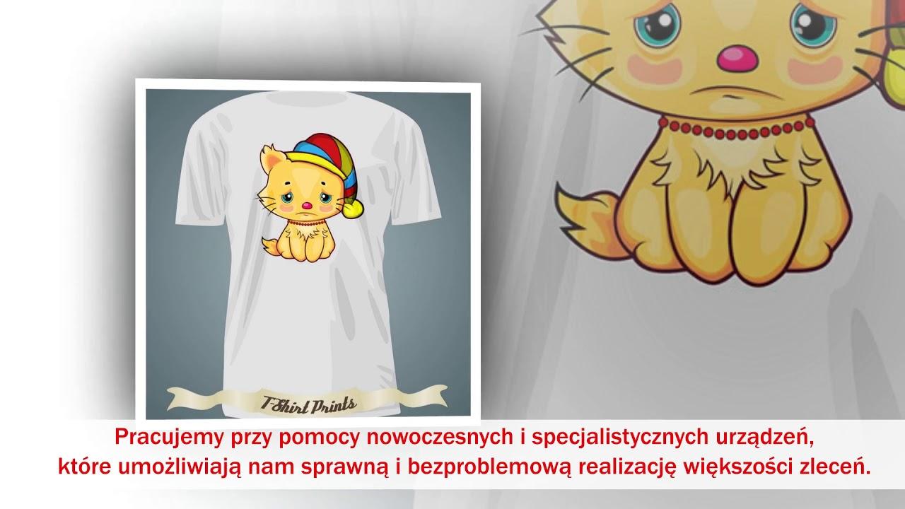 97777feb4 Odzież reklamowa nadruki na koszulkach gadżety reklamowe Koszalin  Tekstyldruk Jolanta Piec
