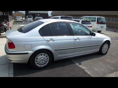 BMW 318i 2000 year model sedan used car sale in Japan | Todoroki Trading stock information