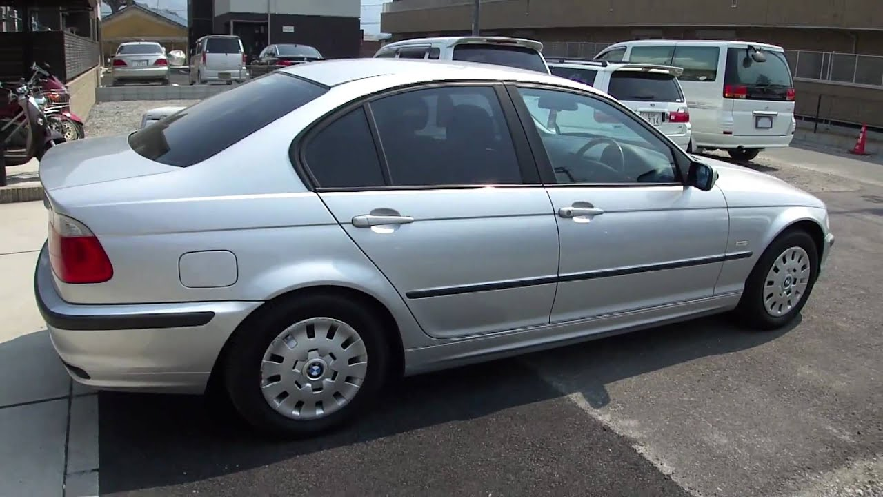 Cars For Sale Newnan Ga 2000: BMW 318i 2000 Year Model Sedan Used Car Sale In Japan