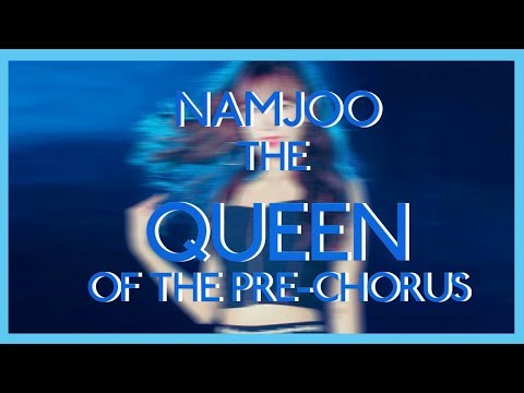 The QUEEN of the pre-chorus in Apink: Kim Namjoo (남주) | #7YearsWithApink