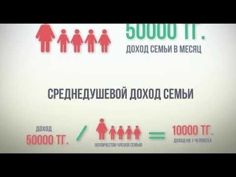 Как изменятся выплаты многодетным показали на видео