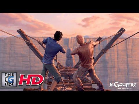 "CGI Animated Trailers : ""Le Gouffre (The Gulf)"" - by Lightning Boy Studio"