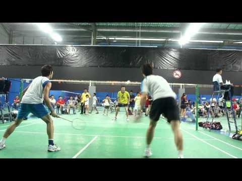 JJB Badminton Championship 2011 #2