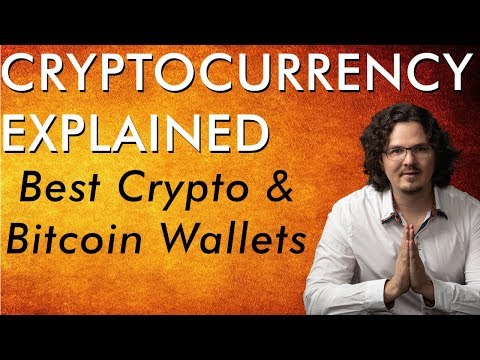 Best Bitcoin & Crypto Wallets - Cryptocurrency Explained - Free Course