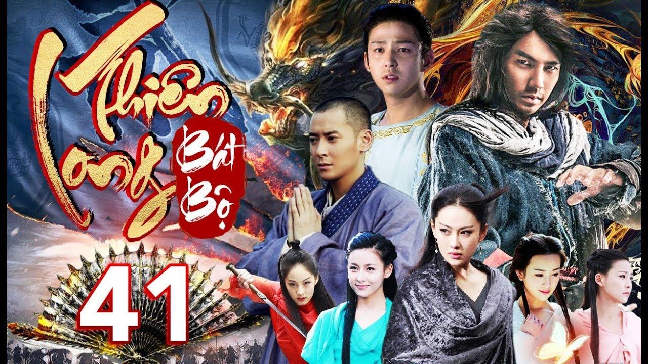 Tân Thiên Long Bát Bộ – Tập 41
