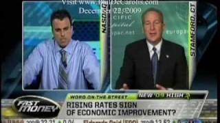 12/22/2009 Peter Schiff On Fast Money: Hyperinflation In 2010?