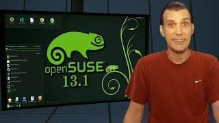 Review ::: openSUSE 13.1