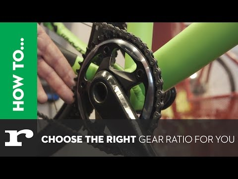 How to Choose the Right Gear Ratios for You and Your Bike
