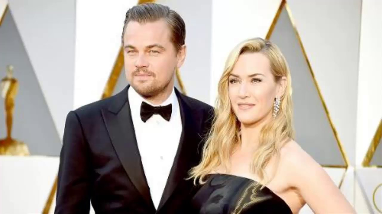 See Leonardo Dicaprio And Kate Winslet Reunite With Titanic