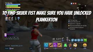 HOW TO FIND SILVER EASY IN FORTNITE PVR (REALLY EASY)