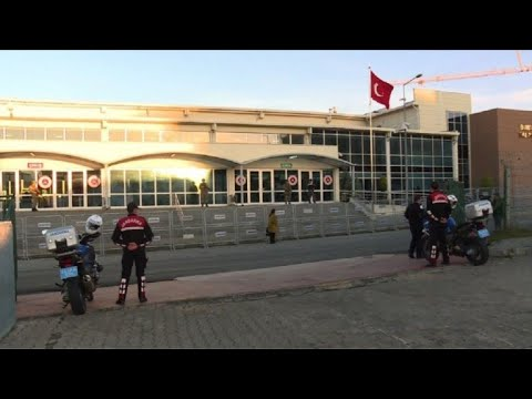 Trial opens of Istanbul New Year massacre gunman