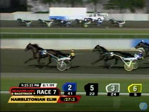 2009 Hambletonian elimination 1