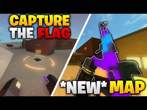 *NEW* CAPTURE THE FLAG MODE & MAP in Phantom Forces