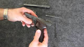 A review of the first handgun and gun that I ever shot. It was my d...