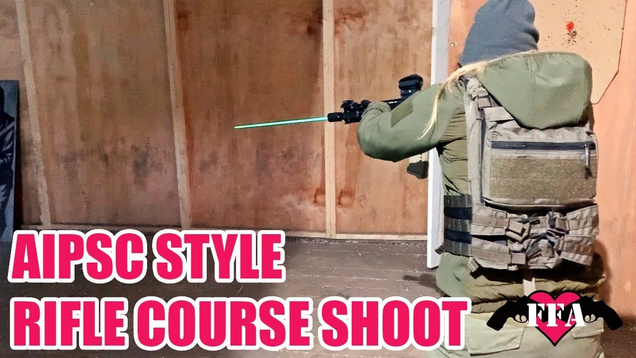 Download AIPSC STYLE RIFLE SHOOT WITH THE FULL9!
