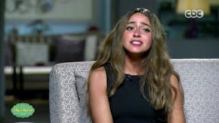 شاهد- هند عبد الحليم تغني أغنية من تأليفها في برنامج صاحبة السعادة