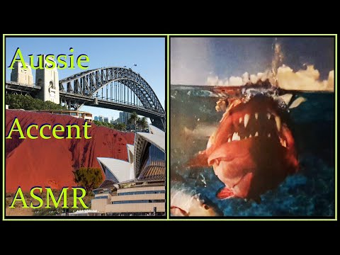 Aussie Accent ASMR   Page Turning Seychelles Sea Life