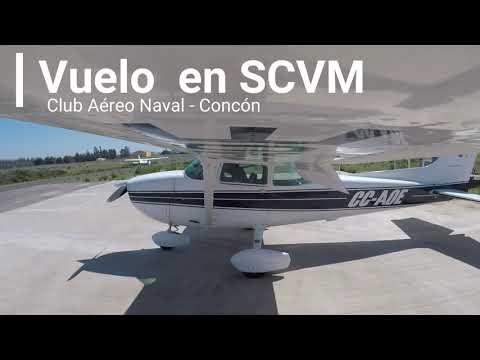 Video Vuelo CC-AOE Paul Tiselj