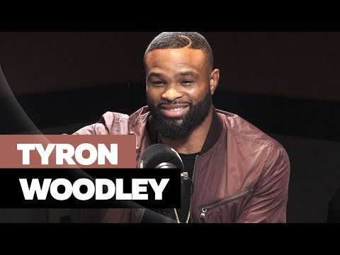Tyron Woodley On Training Floyd Mayweather In MMA, Conor McGregor, & Ronda Rousey's Move To WWE