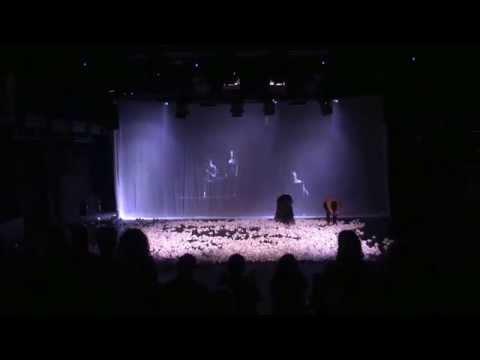 Modern dance - dance theatre - Mahtab