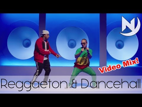 Best Reggaeton & Dancehall Party Twerk Mix #20 |  New Latin Hip Hop Pop Club Video Dance Music 2018
