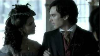 Damon & Katherine/Elena 1x13 (Scene 7)