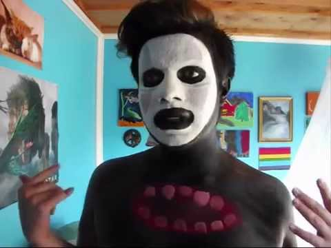 No Face - Spirited Away - Studio Ghibli - Makeup Tutorial! - YouTube