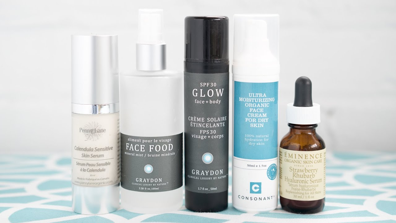 facial products that