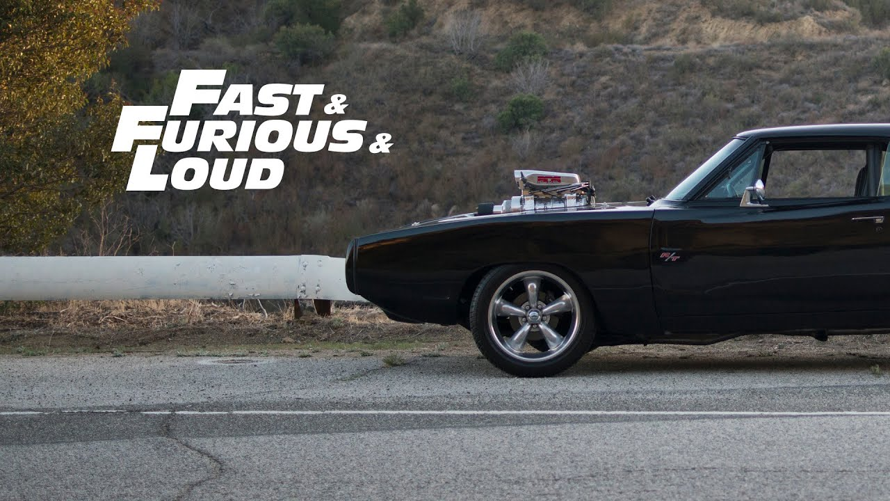 1970 dodge charger r/t - fast, furious and loud - youtube