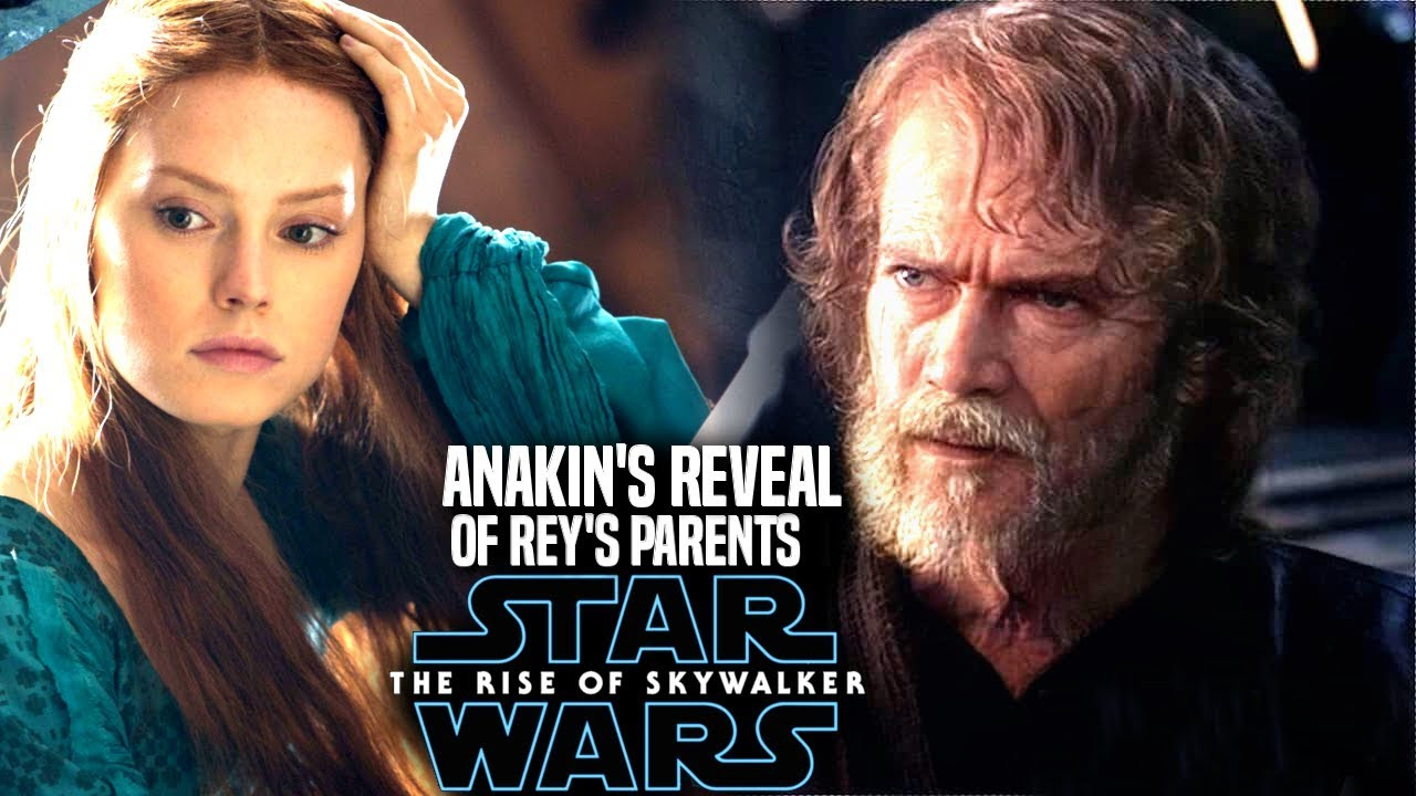 The Reveal Of Rey's Parents In The Rise Of Skywalker Is Just ...