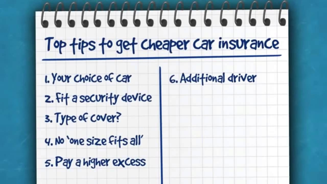 how to get cheaper car rental insurance