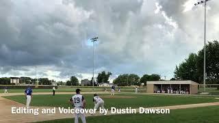 Baseball: Benton at Vinton-Shellsburg