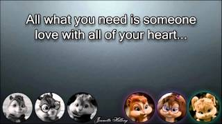 The Chipmunks & The Chipettes - In the Family (with lyrics)