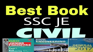 beat book ssc je civil 2017