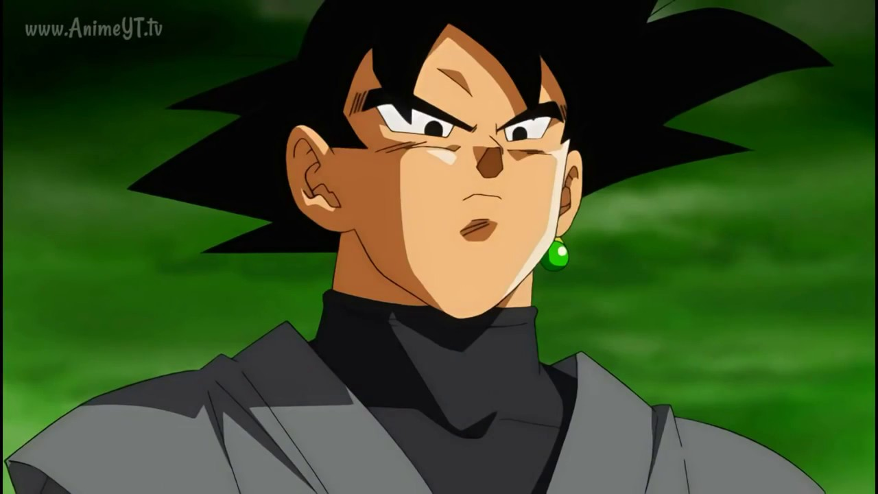 Black Goku, Zamasu vs Goku, Vegeta y Trunks - Pelea completa Sub español