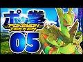 DER LAUB ZU DER KLINGE! - #05 - Pokémon Tekken [LETS PLAY]